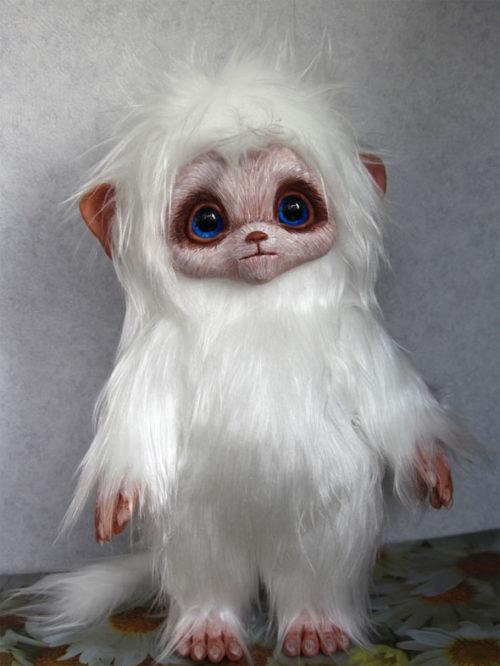 игрушка Снежка Чудик