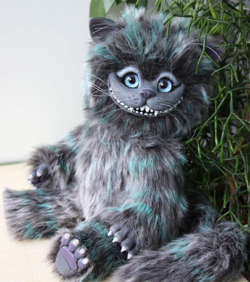Игрушка Чеширский кот